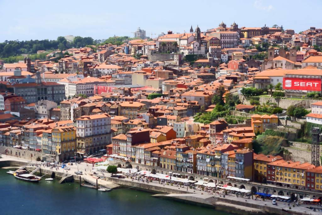 世界遺産 PORT 旧市街  ポルトガル