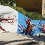 リスボンのストリートアート
